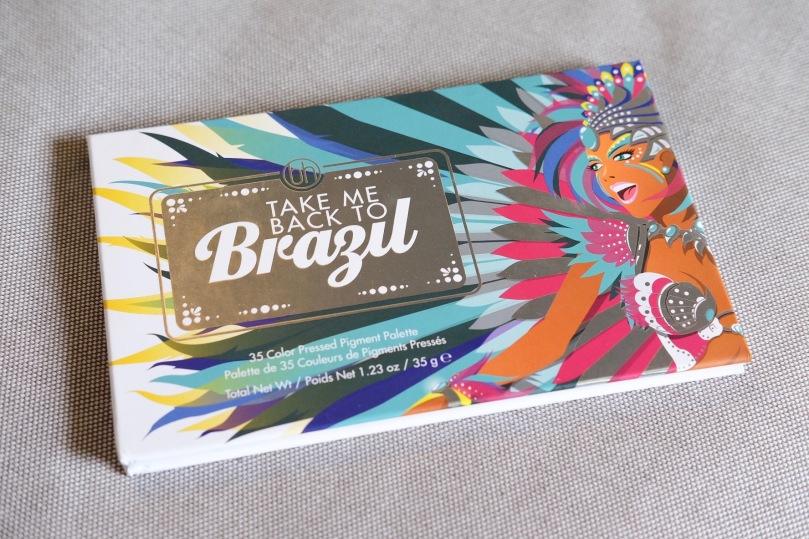 Bh Cosmetics Take Me Back To Brazil Palette Makeup Look Kelsey Styron